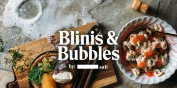 101. Blinis & Bubbles by Valkoinen Sali